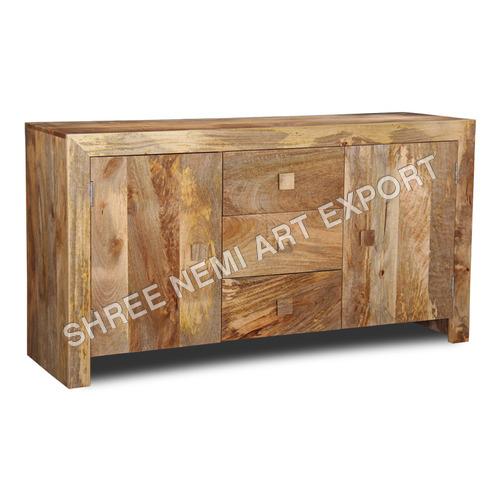 Cube Furniture Mango Wood sideboard