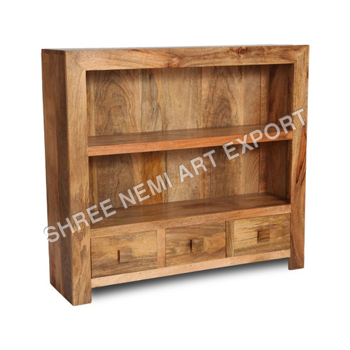 Cube Furniture 3 Drawer Book Rack