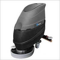 Battery Operated Scrubber Drier