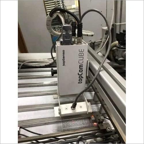 Dual camera print verification