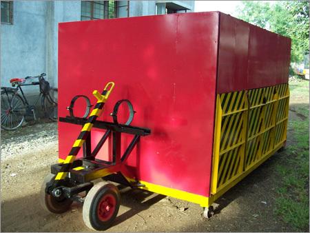 Heavy Duty Wheels Trolley