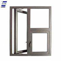 Openable Aluminium Window