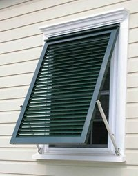 Casement Louvers Windows
