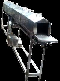 Straight Line Exhaust Box