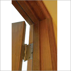 Solid Wooden Door Frame