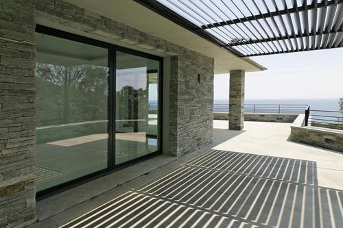 Italian Domal Sliding Windows