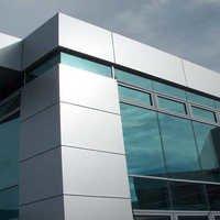 Aluminium Composite Work