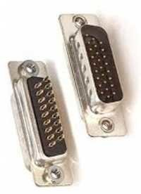 DB 26 pin male d type connector