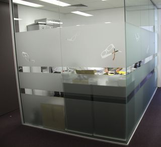 Interior Office Glass Partitions