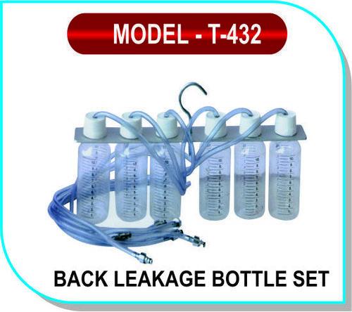 Back Leakage Bottle Sets