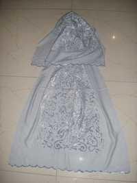 Cashmere Velvet Scarves