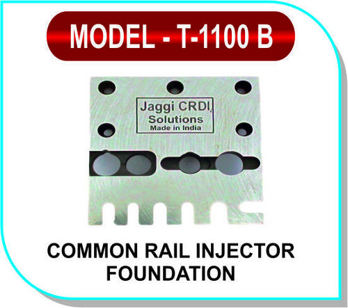 Common Rail Injector Foundation