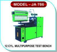 12 CYL. Multipurpose Test Bench