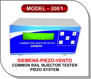 Siemens Common Rail Injector Tester Piezo System