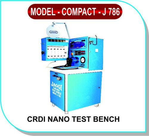 CRDI Nano Test Bench