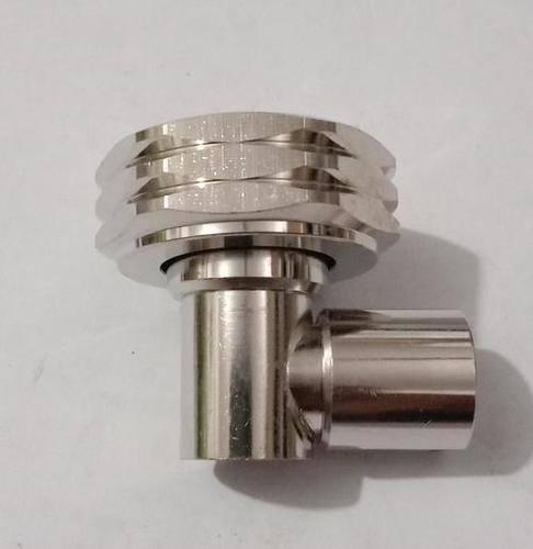 L9 male right angle crimp connector for BT 3002 cable
