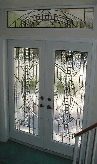 Home Stylish Glass Doors