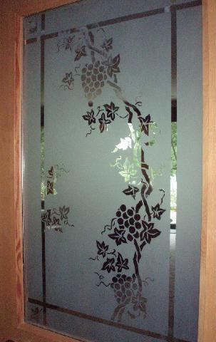 Stylish Door Glasses