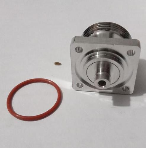 n female bulkhead clamp connector for LMR 300 cable