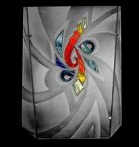 Decorative Texture Glass