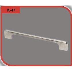White metal Designer Cabinet Handle