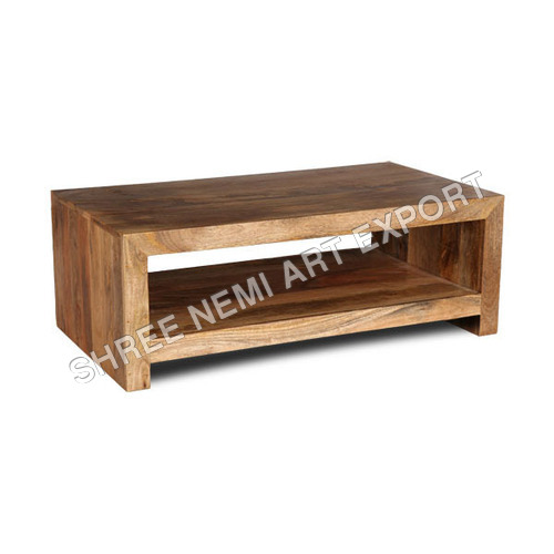 Cube Furniture Mango wood Coffee table