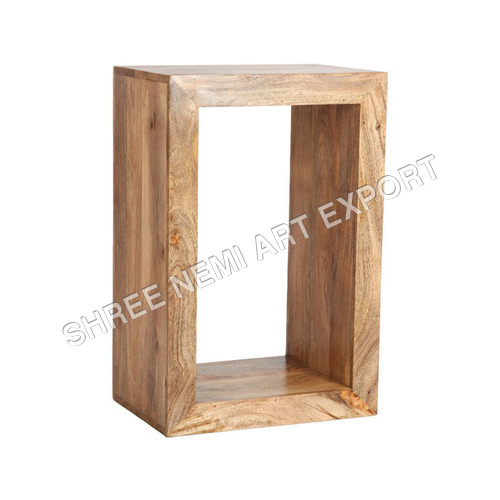 Cube Furniture Mango Wood