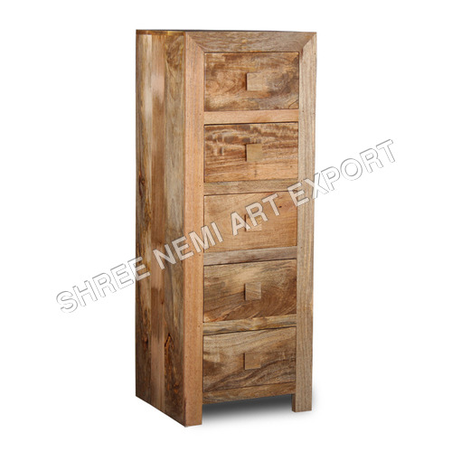 Cube  Furniture Mango Drawer Chest