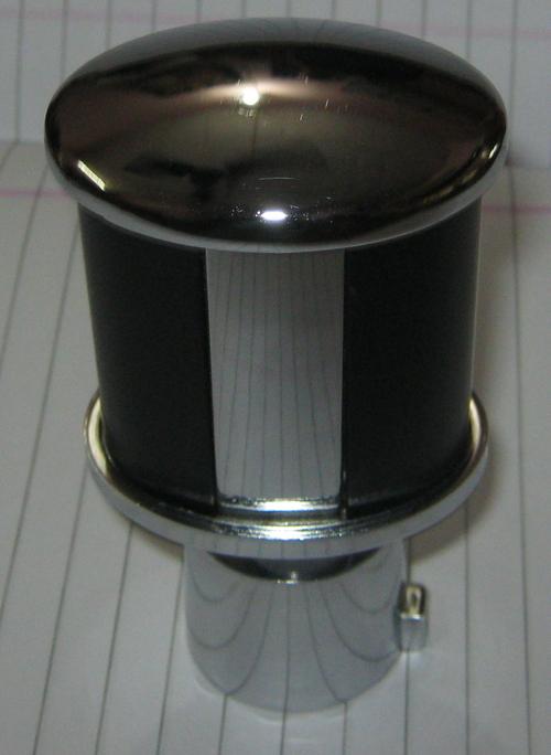 Oval  Aluminum Curtain Bracket