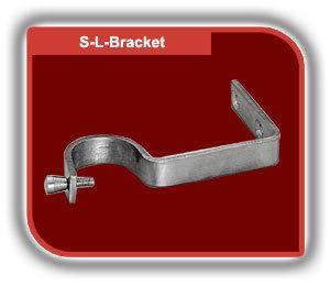 SS Curtain Brackets