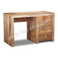 Cube Furniture Mango StudyTable Three Drawer
