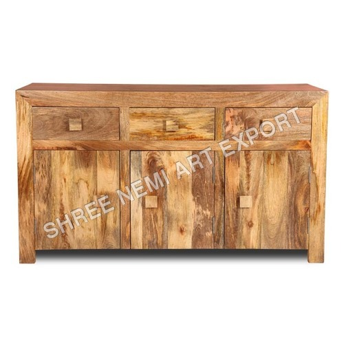 Cube Furniture Mango wood sideboard