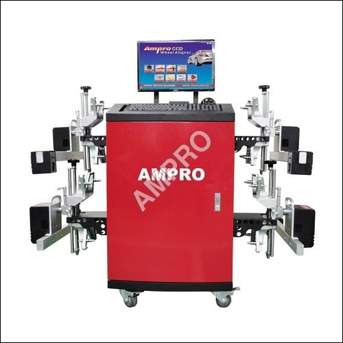 CCD Wheel Alignment Machines