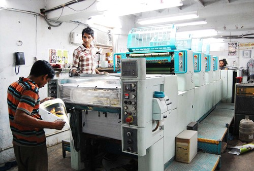 Our Offset Machines