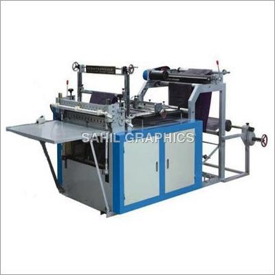 Non Woven Roll to Sheet Cutting Machine