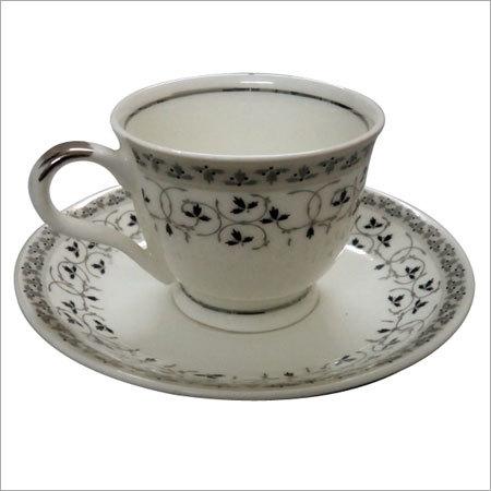 Bone China Cup Plates