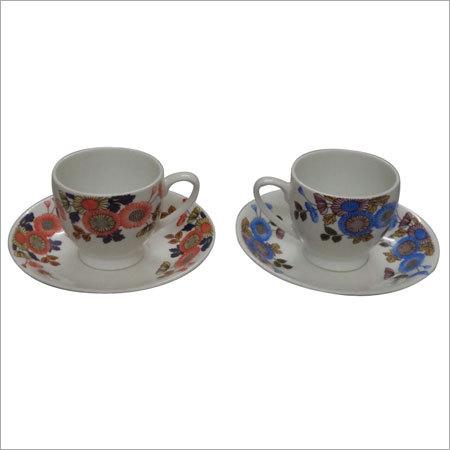 Ceramic Cup Plate