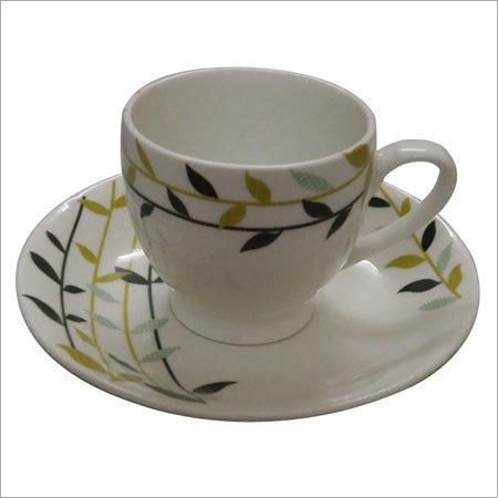 Bone China Cup Saucer Plate