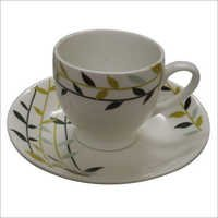 Bone China Cup Saucer Plate