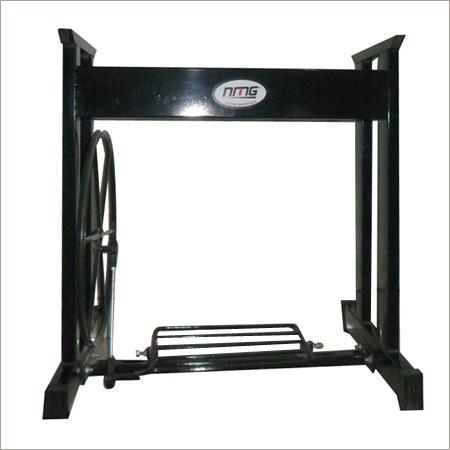 Wrought Iron Sewing Machine Stand