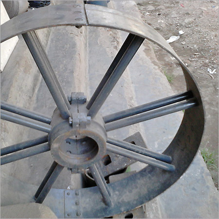 Crusher Pulley