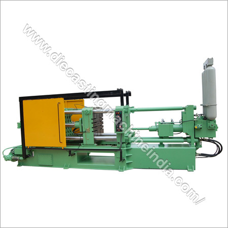 Horizontal Cold Chamber Pressure Casting Machine