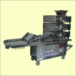 Fully Automatic Multy Stage Sheeting & Die Cutting