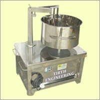 Single Drive Dough Kneading Atta Mixing Machine