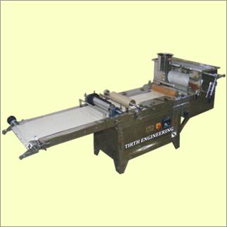 Fully Auto & Semi Auto Bhakarwadi Making Machine