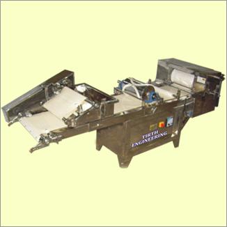 Semi Auto Sheeter Machine