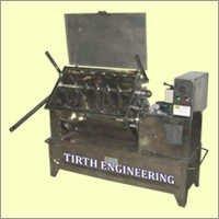Heavy Duty Papad Dough Keading Machine With Tiltable Vessel & Auto Cut Timer