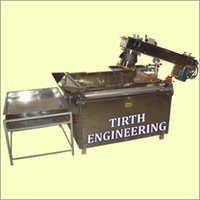 Batch Fryer With Farsan Namkin Machine Attachment