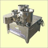 Auto 3 In 1 Wafers Making Machine