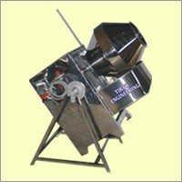 Mini Auto Roasting Mixing Coating Etc Making Machine Tilting Model